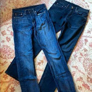 Bundle set of Levi's Jean!